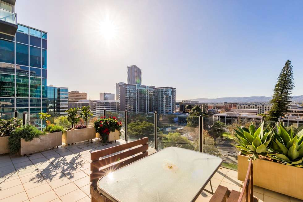 Second view of Homely apartment listing, 701/61 Hindmarsh Square, Adelaide SA 5000