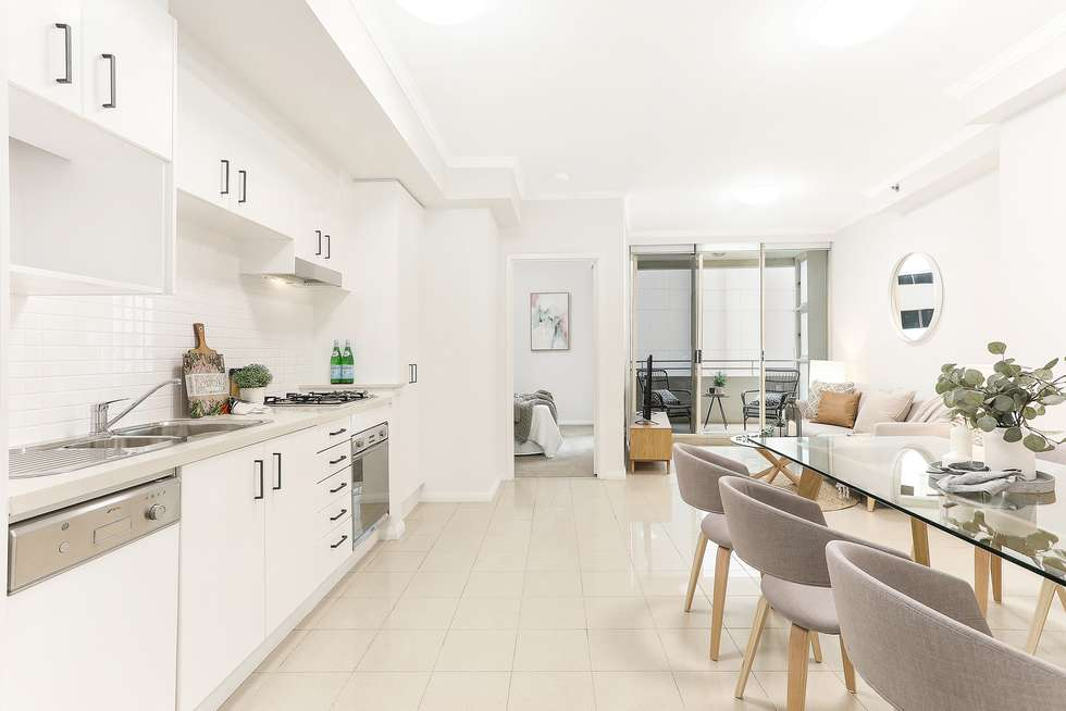 Third view of Homely apartment listing, 98/361-363 Kent Street, Sydney NSW 2000