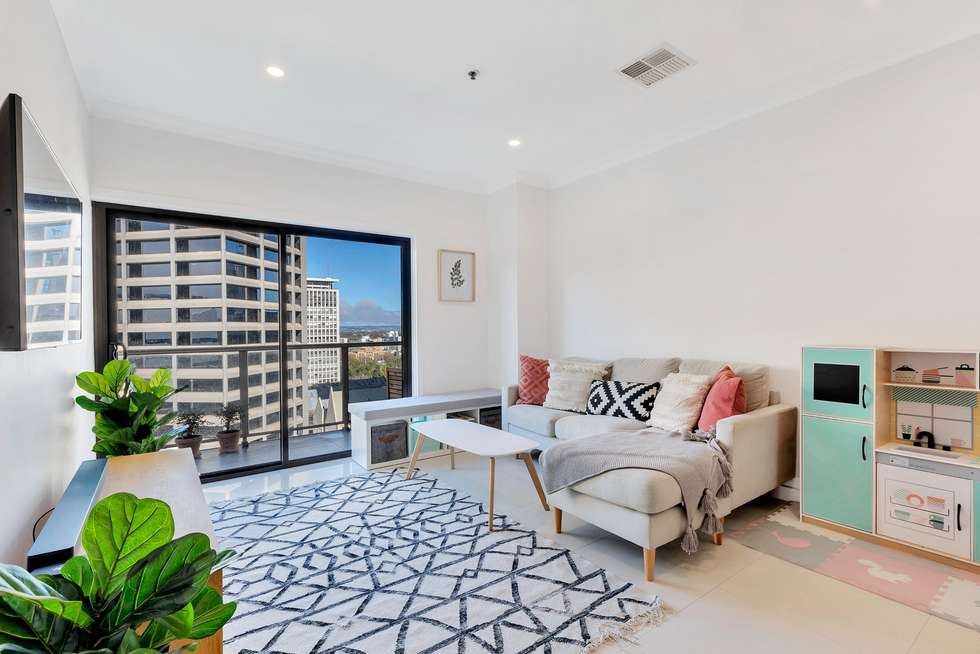 Second view of Homely apartment listing, 1102/39 Grenfell Street, Adelaide SA 5000