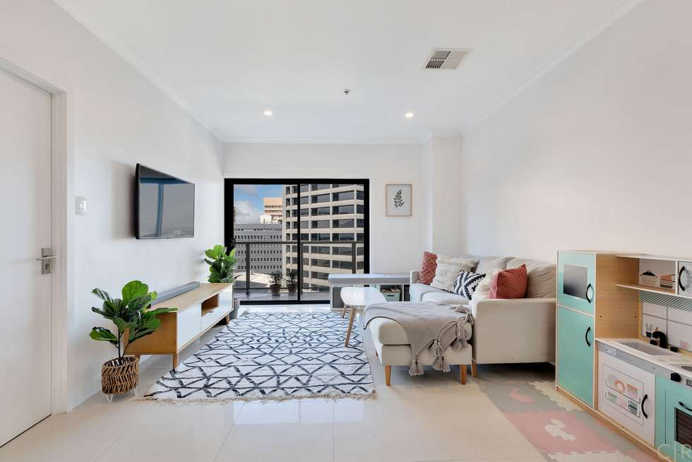 Third view of Homely apartment listing, 1102/39 Grenfell Street, Adelaide SA 5000