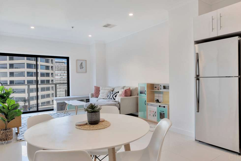 Fourth view of Homely apartment listing, 1102/39 Grenfell Street, Adelaide SA 5000