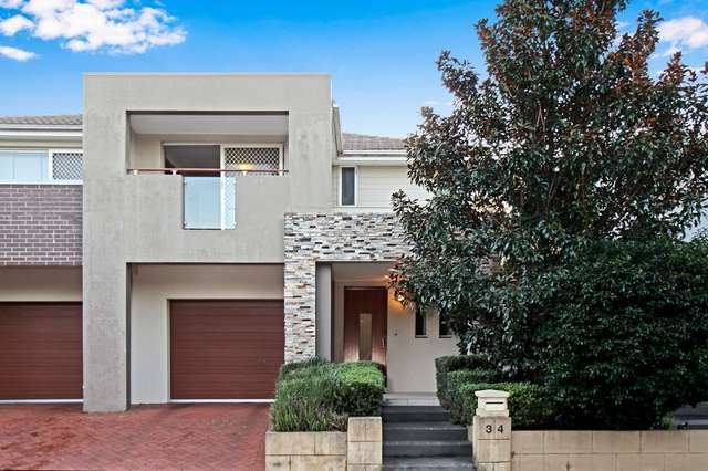 34 Bentwood Terrace, Stanhope Gardens NSW 2768