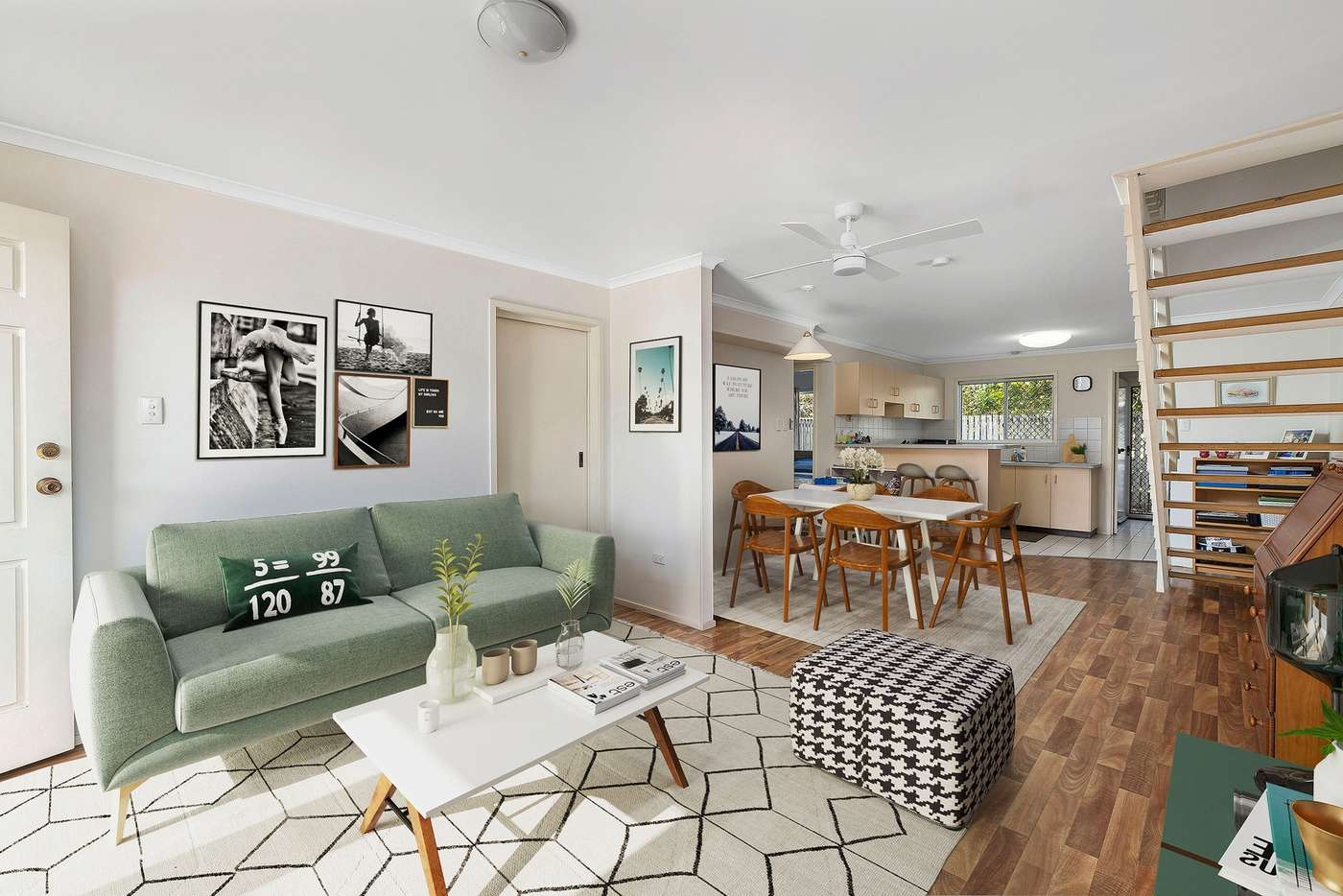 Main view of Homely townhouse listing, 6/1596 Wynnum Road, Tingalpa QLD 4173