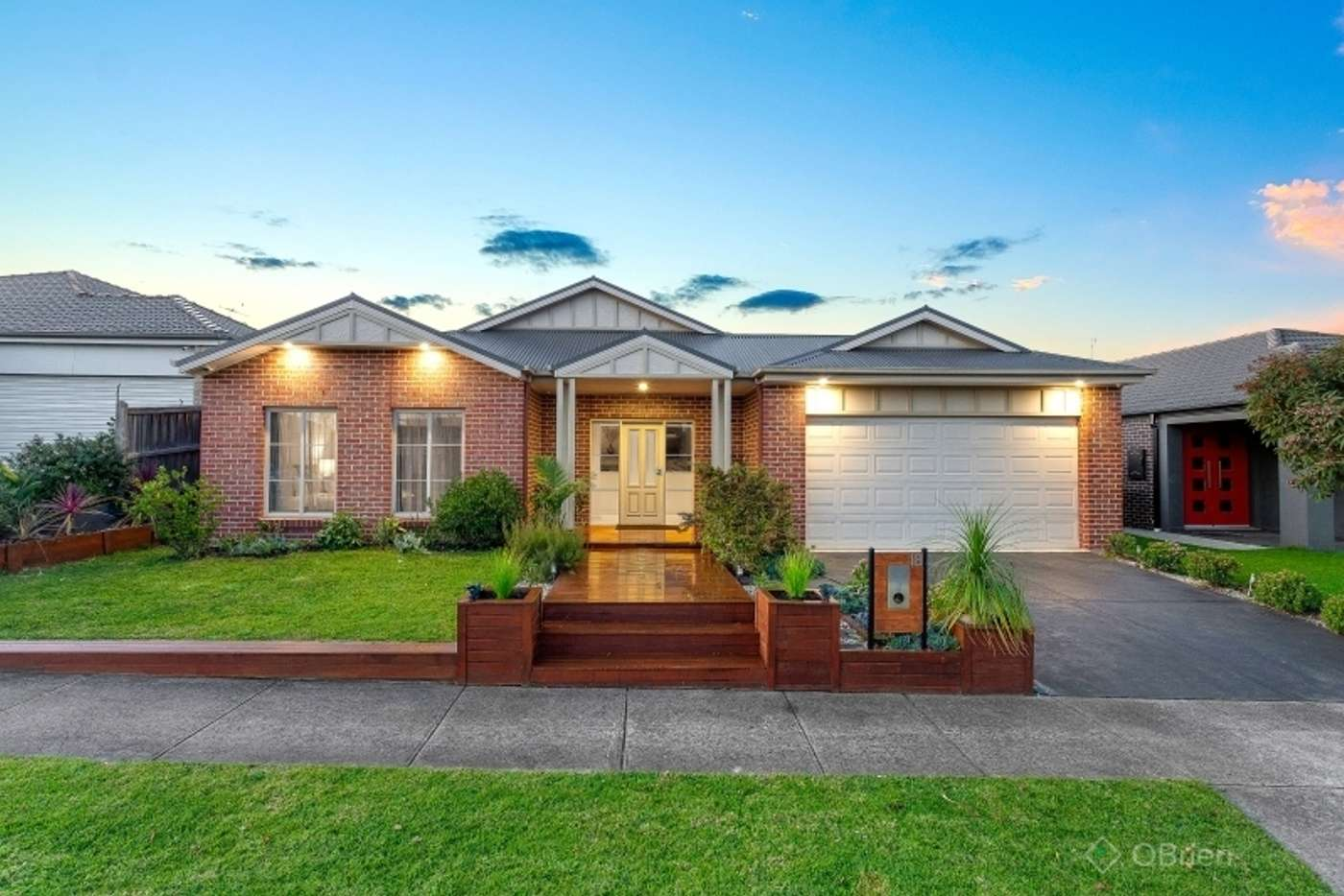 Main view of Homely house listing, 18 Caribbean Pine Court, Lyndhurst VIC 3975