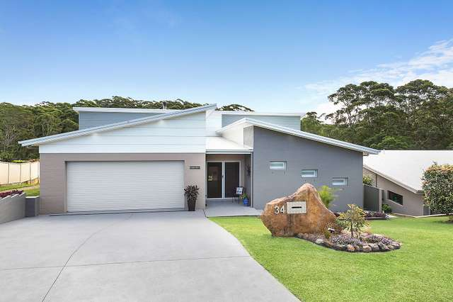 34 Mison Circuit, Mollymook NSW 2539