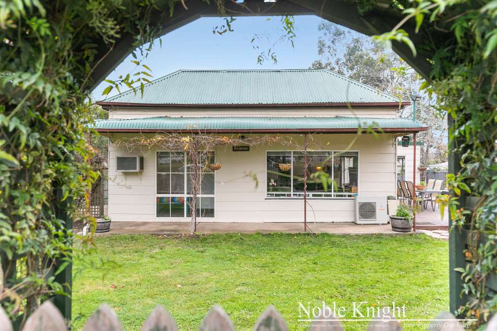 Second view of Homely house listing, 10 Melbourne Road, Yea VIC 3717