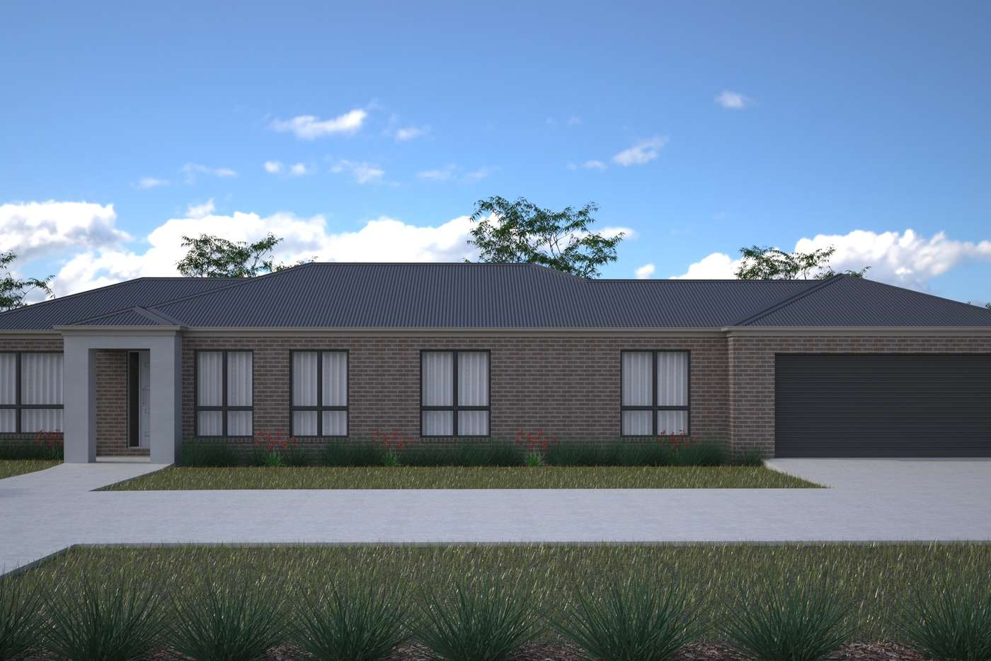 Main view of Homely unit listing, 3/393 Old Melbourne Road, Ballan VIC 3342