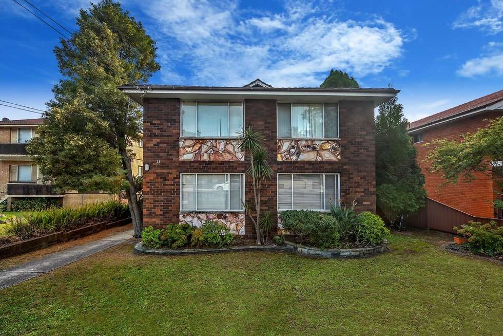 Second view of Homely apartment listing, 5/25 Palace Street, Ashfield NSW 2131