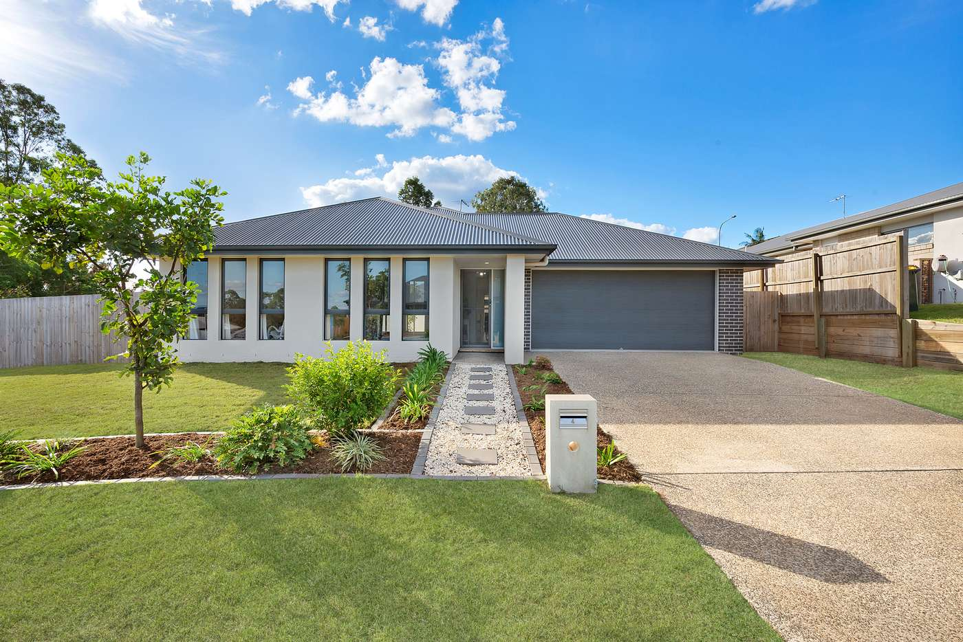 Main view of Homely house listing, 4 Kite Close, Moggill QLD 4070