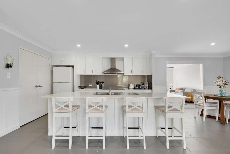 Second view of Homely house listing, 4 Kite Close, Moggill QLD 4070