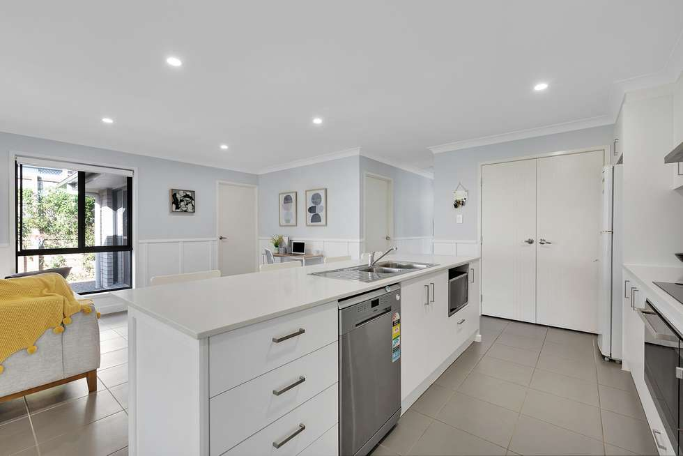 Third view of Homely house listing, 4 Kite Close, Moggill QLD 4070