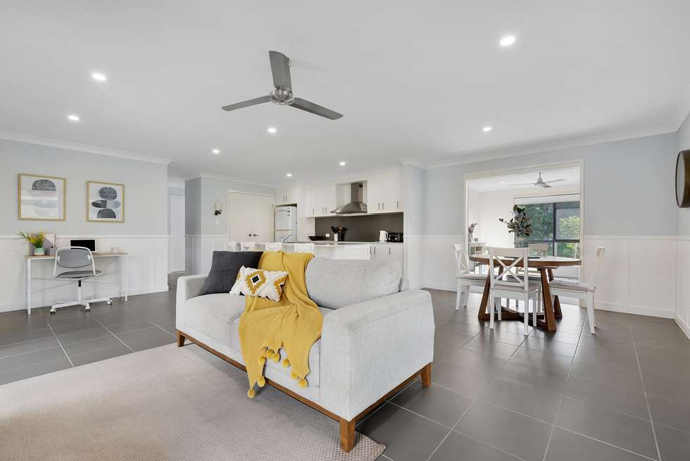 Fourth view of Homely house listing, 4 Kite Close, Moggill QLD 4070