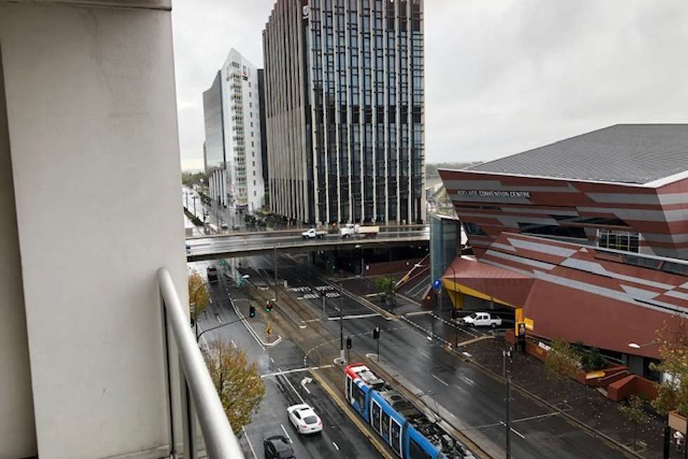 Second view of Homely apartment listing, 701/96 North Terrace, Adelaide SA 5000