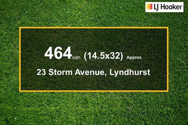 23 Storm Avenue, Lyndhurst VIC 3975