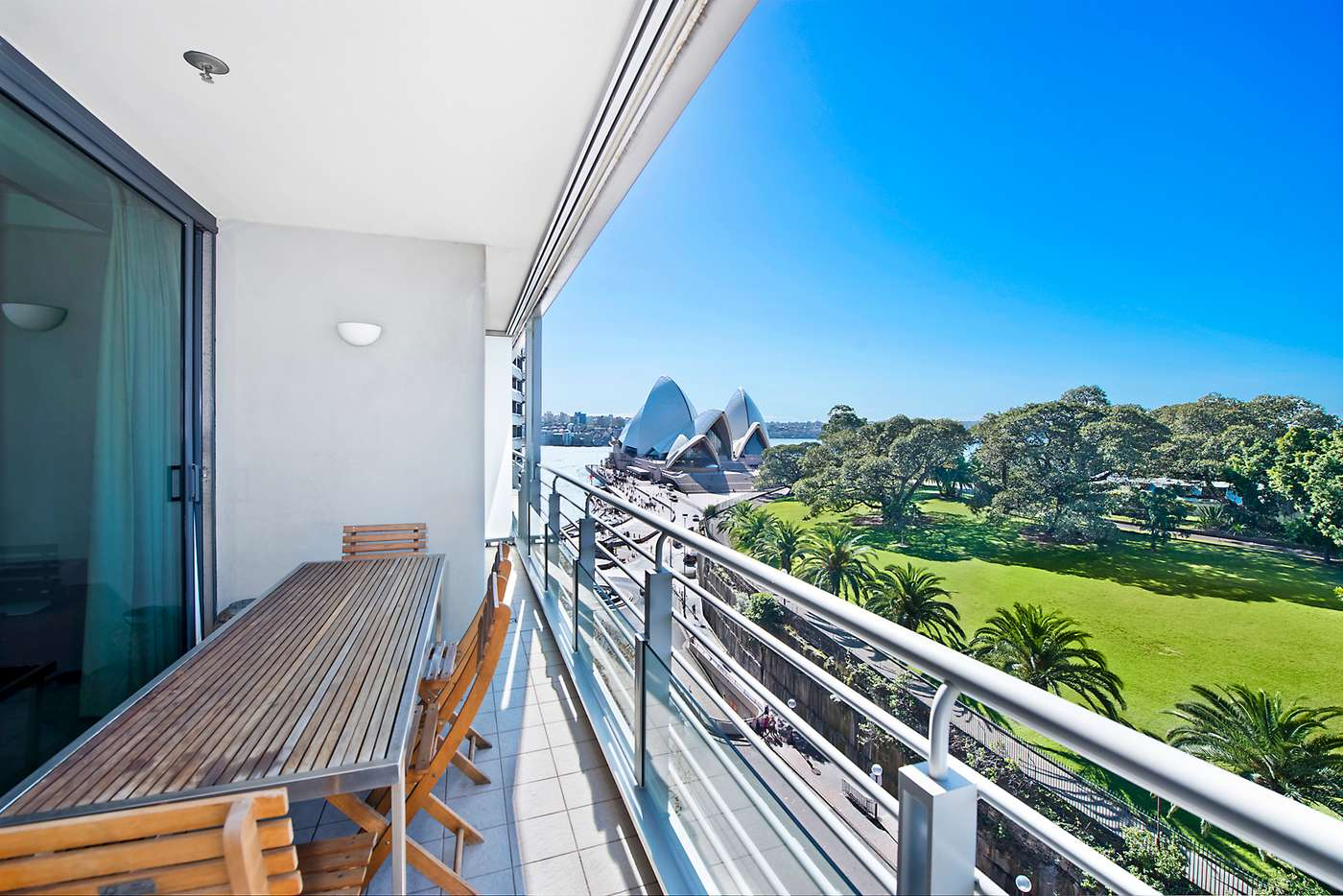 Main view of Homely apartment listing, 61/3 Macquarie Street, Sydney NSW 2000