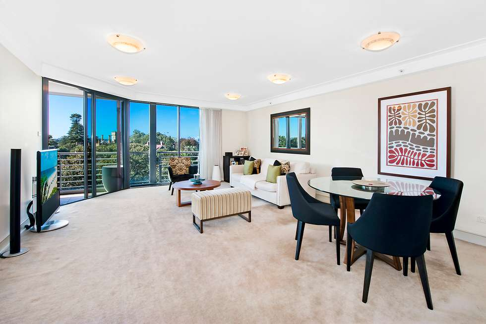 Second view of Homely apartment listing, 61/3 Macquarie Street, Sydney NSW 2000