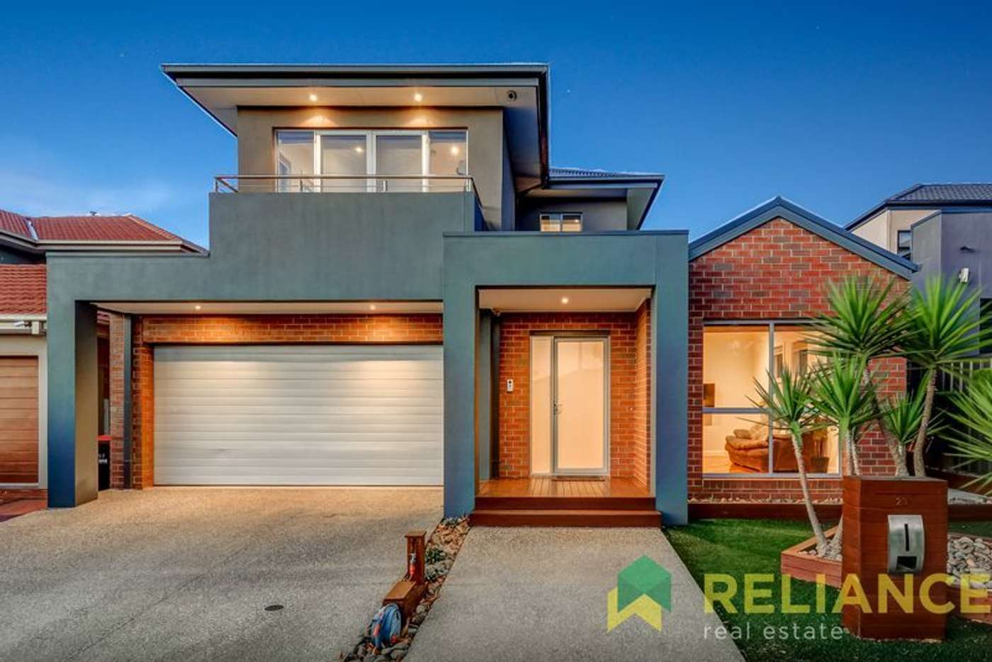 Main view of Homely house listing, 29 Damaine Circuit, Caroline Springs VIC 3023