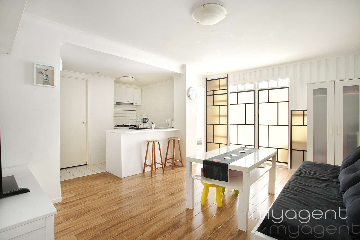Main view of Homely apartment listing, 27/416 St Kilda Road, Melbourne VIC 3004