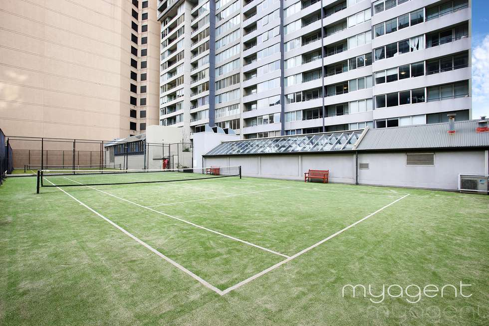 Second view of Homely apartment listing, 27/416 St Kilda Road, Melbourne VIC 3004