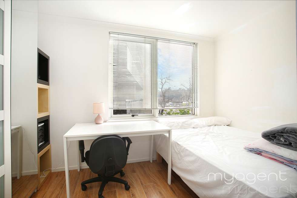 Third view of Homely apartment listing, 27/416 St Kilda Road, Melbourne VIC 3004