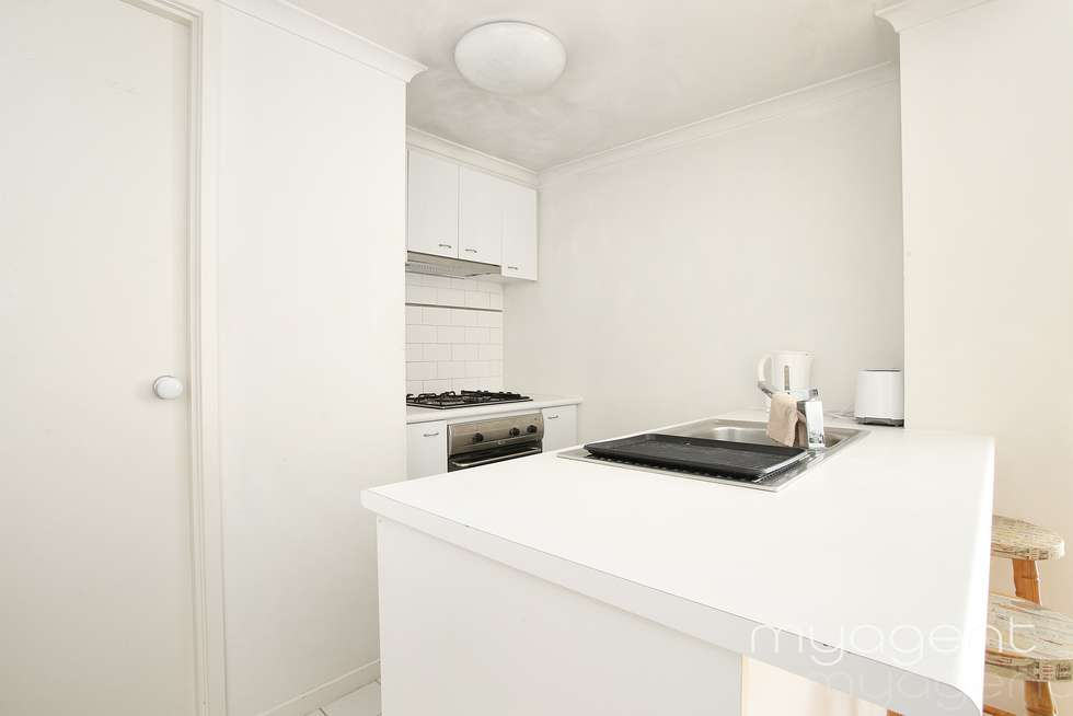 Fifth view of Homely apartment listing, 27/416 St Kilda Road, Melbourne VIC 3004