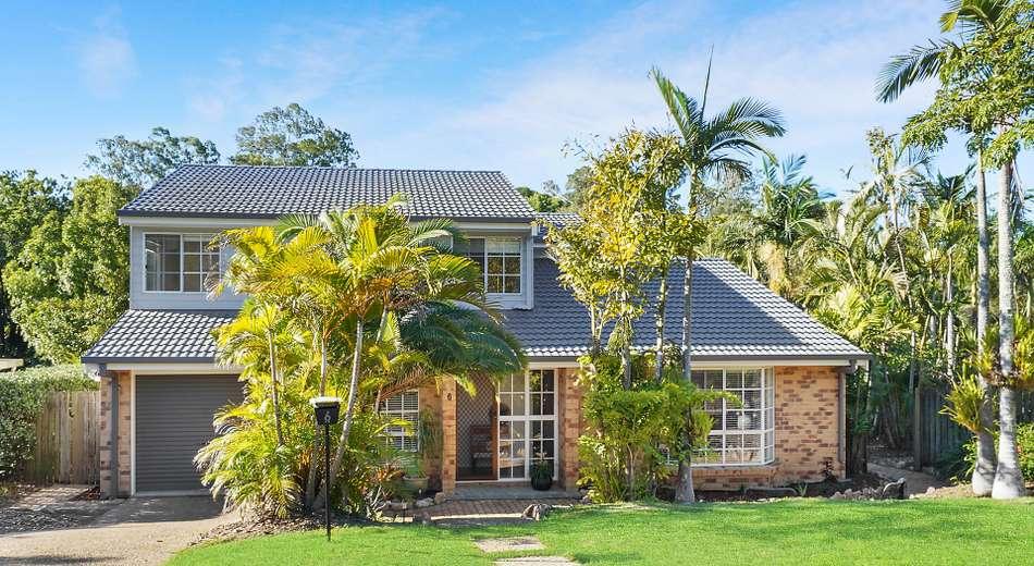 6 Greenrigg Court, Indooroopilly QLD 4068