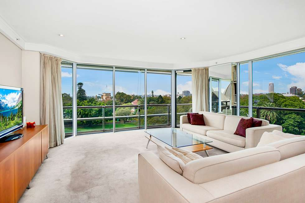 Second view of Homely apartment listing, 94/1 Macquarie Street, Sydney NSW 2000