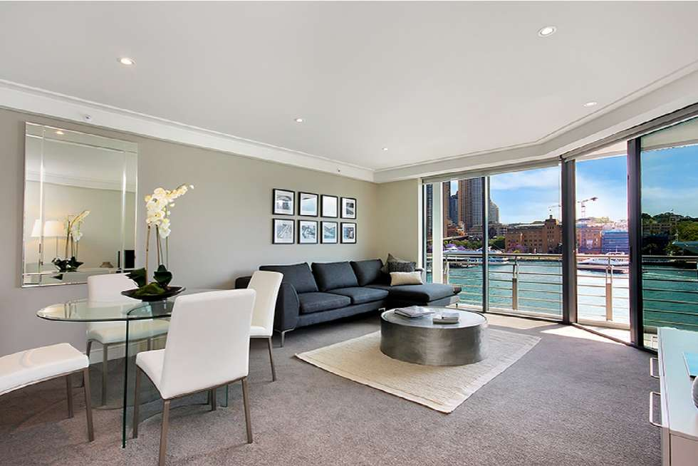 Second view of Homely apartment listing, 34/3 Macquarie Street, Sydney NSW 2000