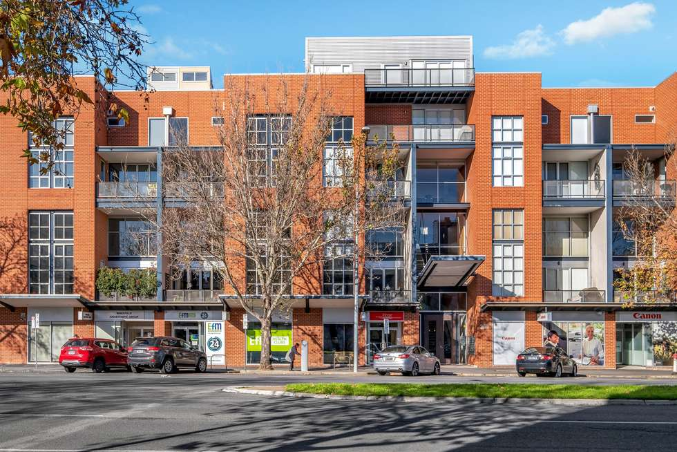 Second view of Homely apartment listing, 42/237 Wakefield Street, Adelaide SA 5000