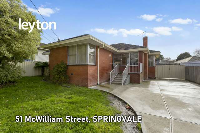 51 McWilliam Street, Springvale VIC 3171