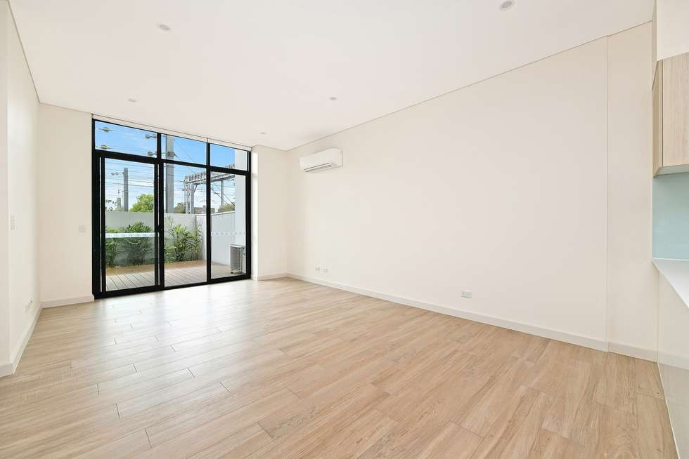 Fourth view of Homely apartment listing, G03/1 Markham Place, Ashfield NSW 2131