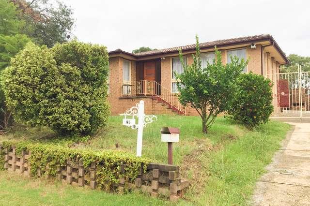 95 Farmview Drive, Cranebrook NSW 2749