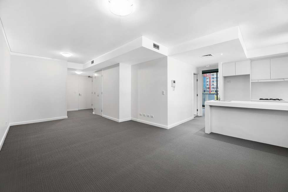 Second view of Homely apartment listing, 810/45 Shelley Street, Sydney NSW 2000