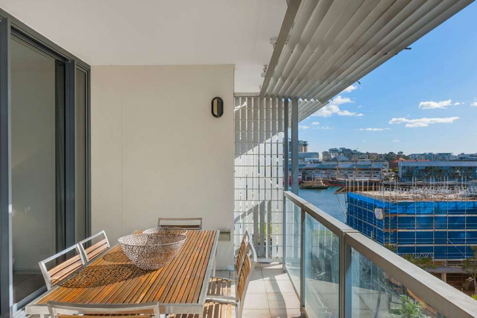 Second view of Homely apartment listing, 706/45 Shelley Street, Sydney NSW 2000