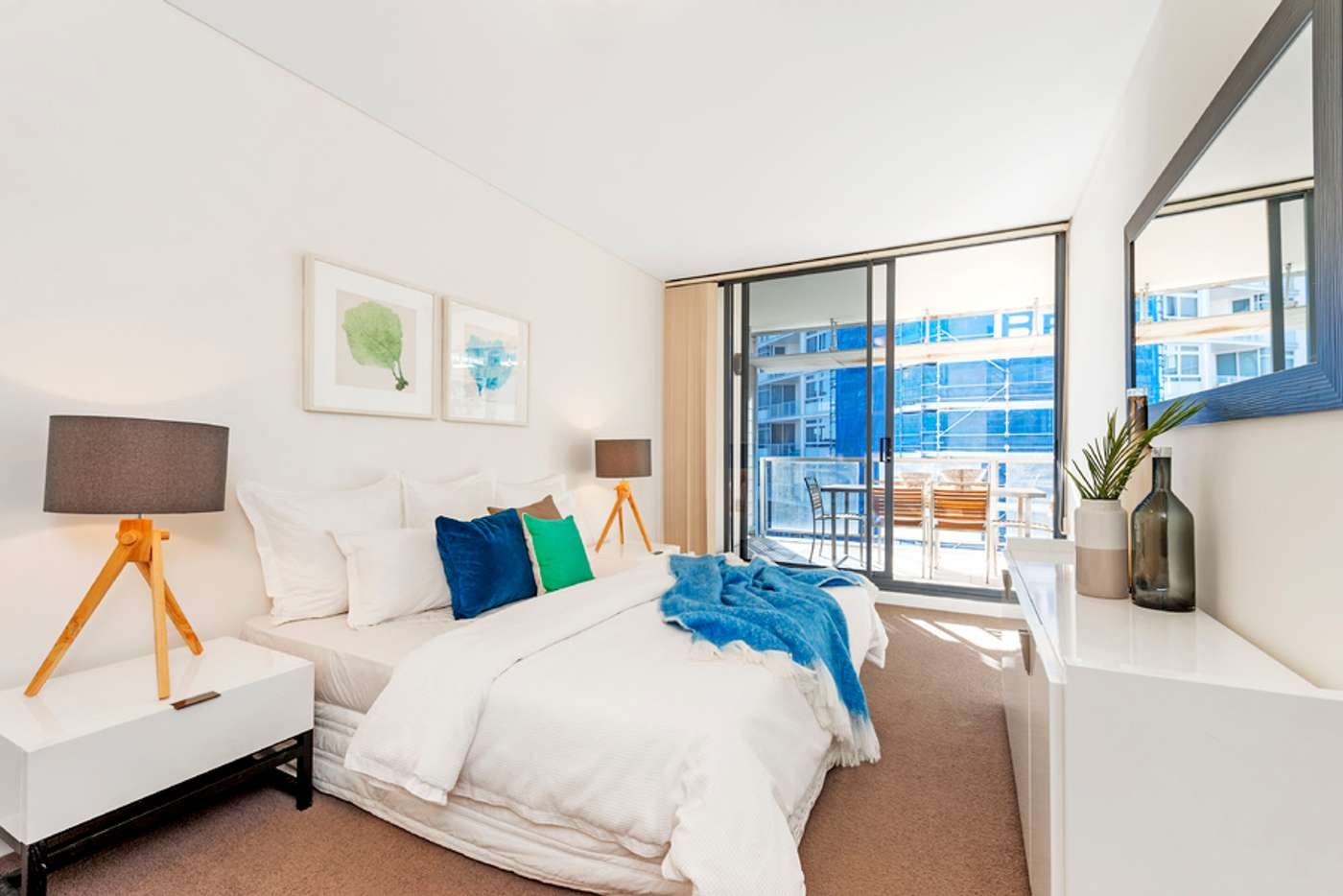 Fifth view of Homely apartment listing, 706/45 Shelley Street, Sydney NSW 2000