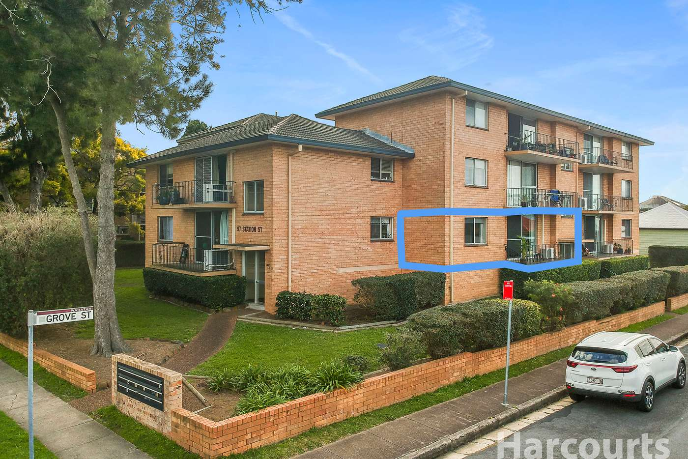 Main view of Homely apartment listing, 3/97 Station Street, Waratah NSW 2298