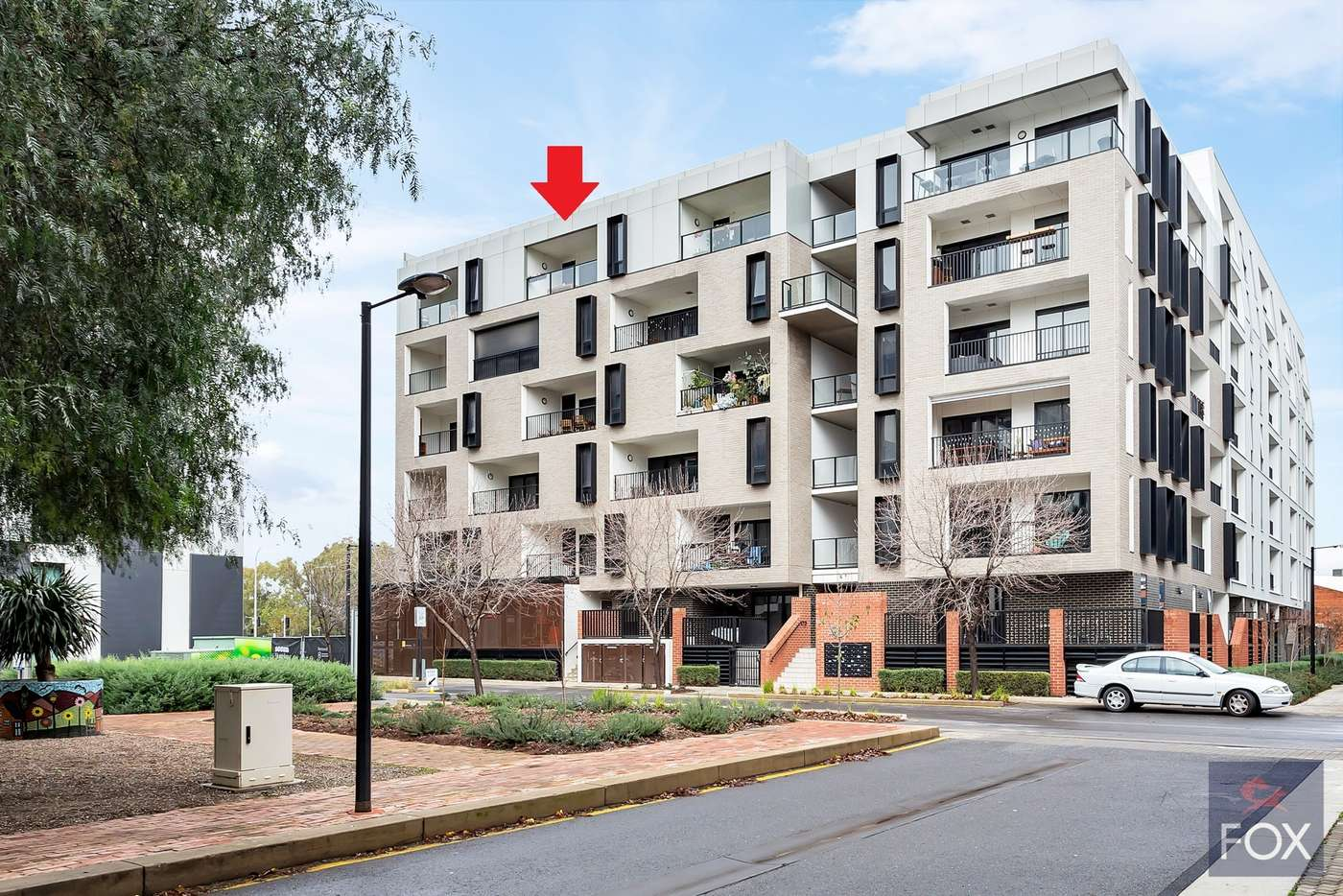 Main view of Homely apartment listing, 611/4 Fifth Street, Bowden SA 5007