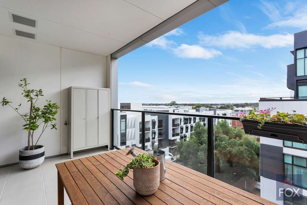 Second view of Homely apartment listing, 611/4 Fifth Street, Bowden SA 5007