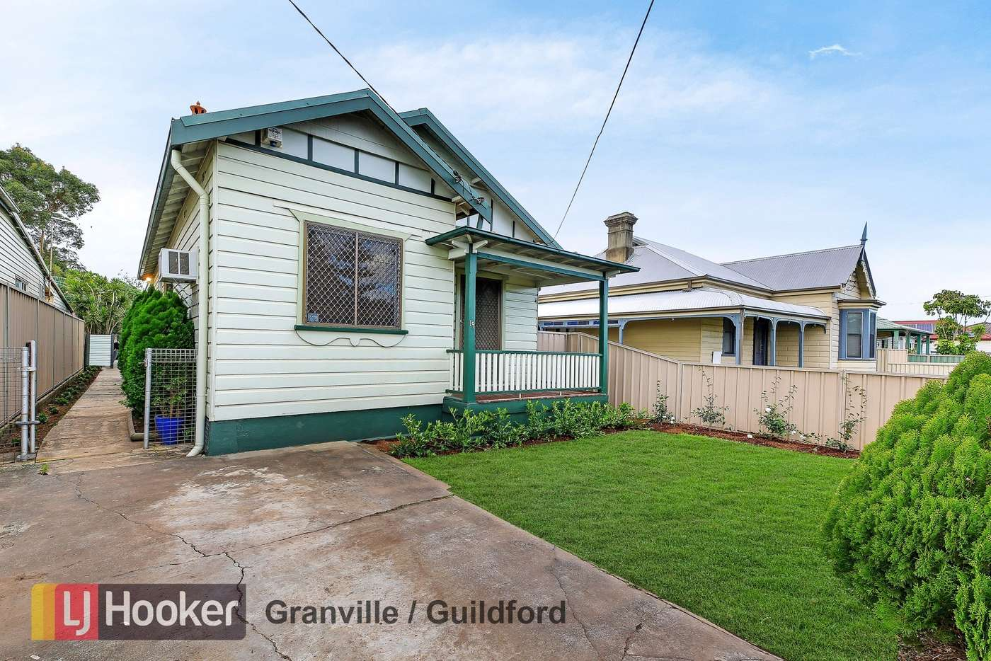 Main view of Homely house listing, 19 Prince Street, Granville NSW 2142