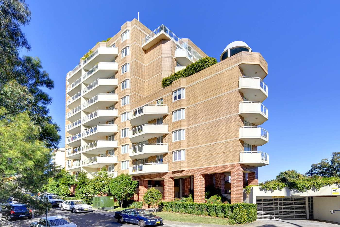 Main view of Homely apartment listing, 12/2 Pound Road, Hornsby NSW 2077