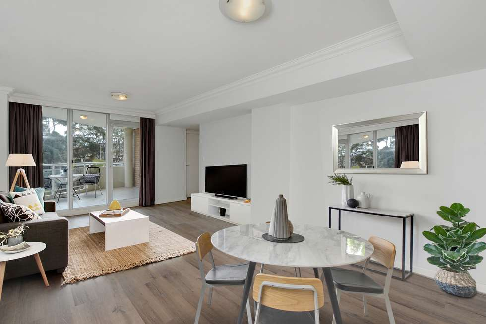 Second view of Homely apartment listing, 12/2 Pound Road, Hornsby NSW 2077