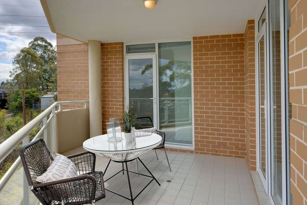 Third view of Homely apartment listing, 12/2 Pound Road, Hornsby NSW 2077