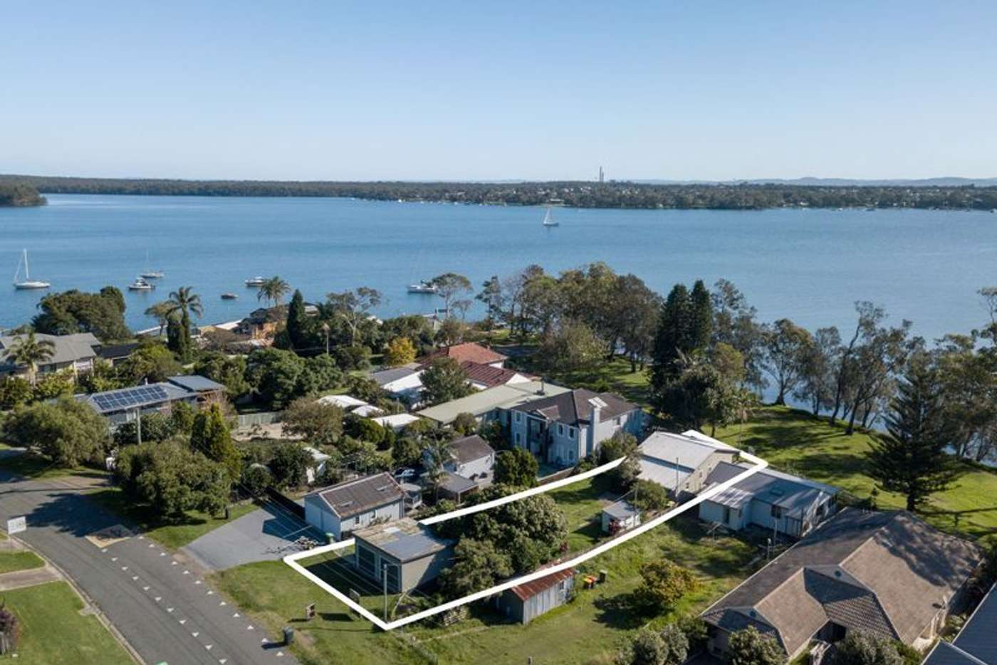 Main view of Homely house listing, 70 Marine Parade, Nords Wharf NSW 2281