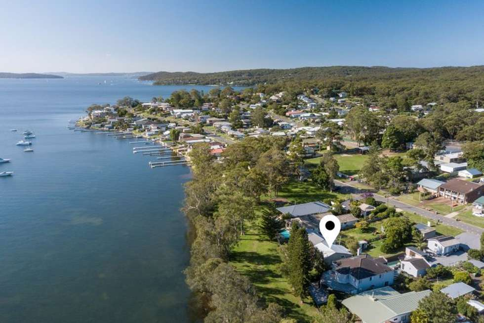 Second view of Homely house listing, 70 Marine Parade, Nords Wharf NSW 2281