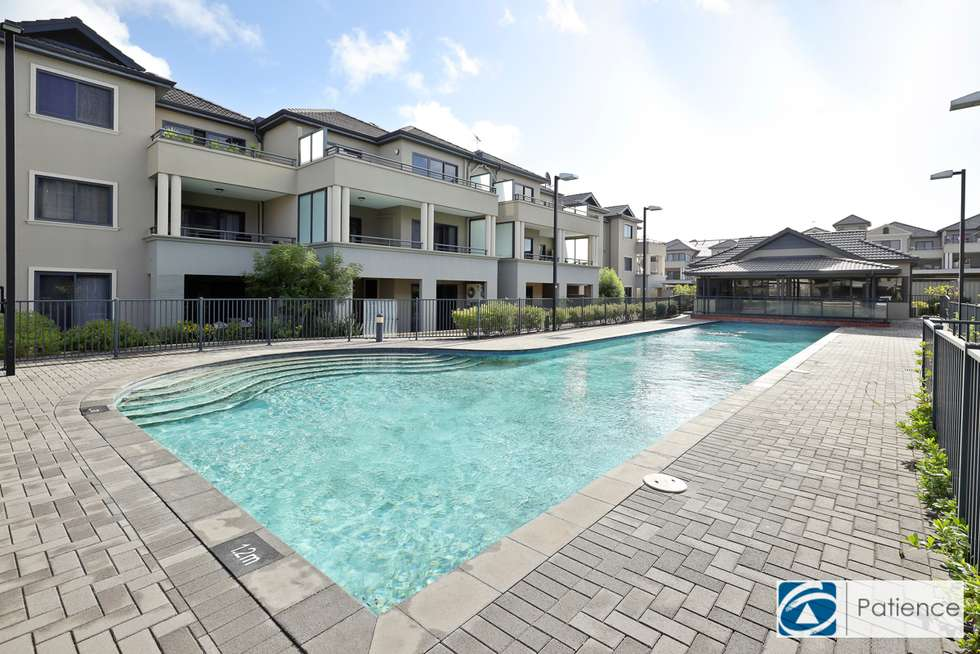 Third view of Homely apartment listing, 22/1 Sunlander Drive, Currambine WA 6028