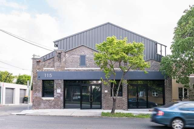 3/115 Salisbury Road, Camperdown NSW 2050