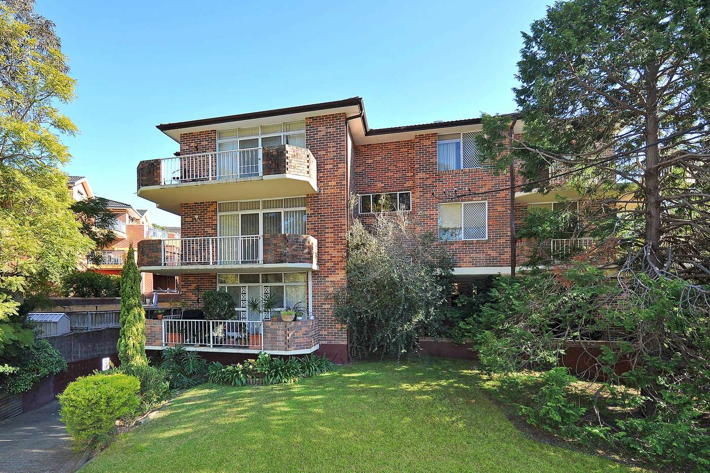 Main view of Homely unit listing, 16/1-3 Park Avenue, Waitara NSW 2077