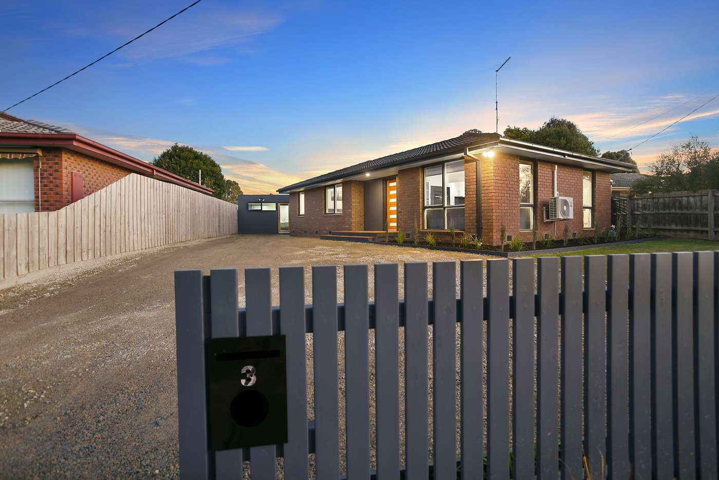 Main view of Homely house listing, 3 Pennington Court, Baxter VIC 3911
