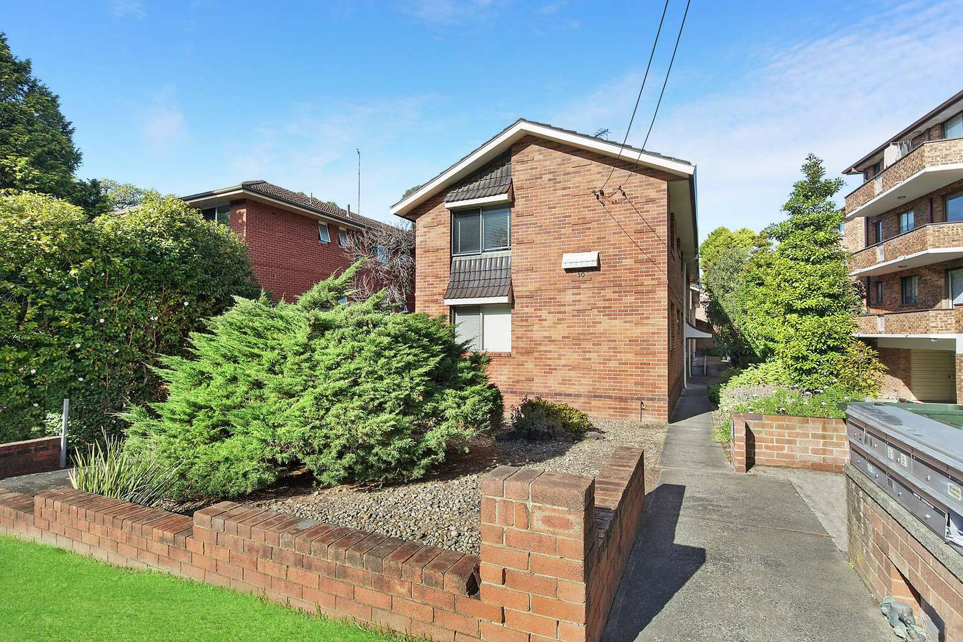 Fifth view of Homely apartment listing, 7/30 Burdett Street, Hornsby NSW 2077