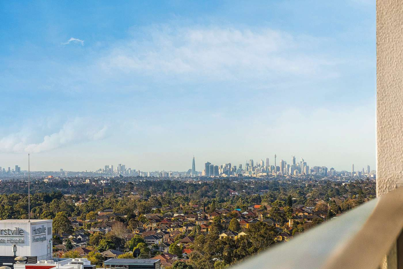 Main view of Homely apartment listing, C1009/460 Forest Road, Hurstville NSW 2220
